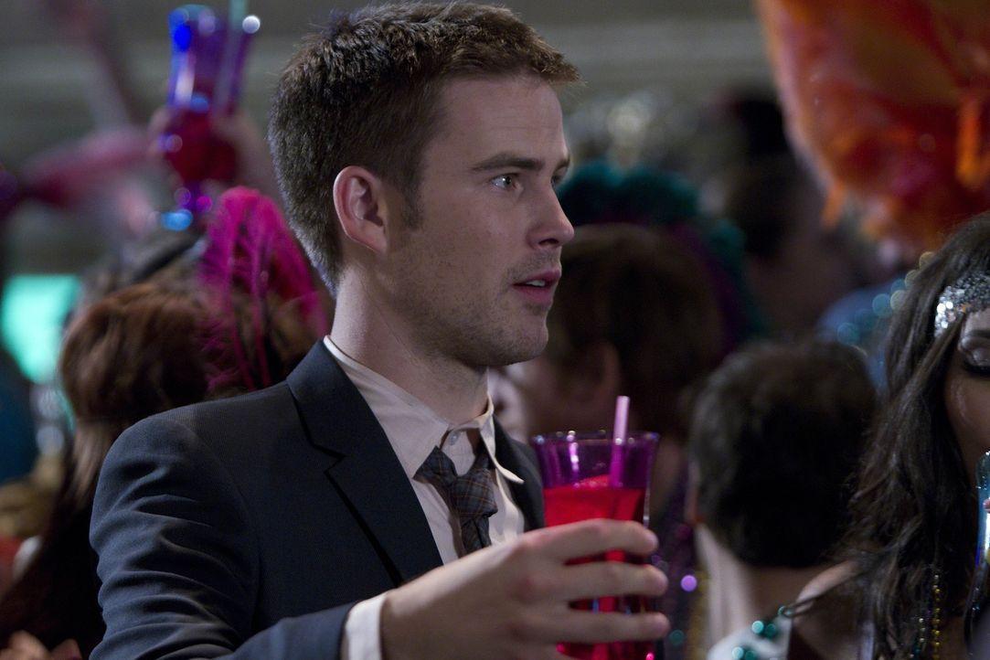 Ein Alkohol-Rausch mit Folgen: Aaron (Zach Creggers) ... - Bildquelle: NBC Universal, Inc.