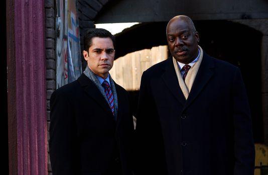 Cold Case - Ermitteln an einem neuen Fall: Will (Thom Barry, r.) und Scott (D...