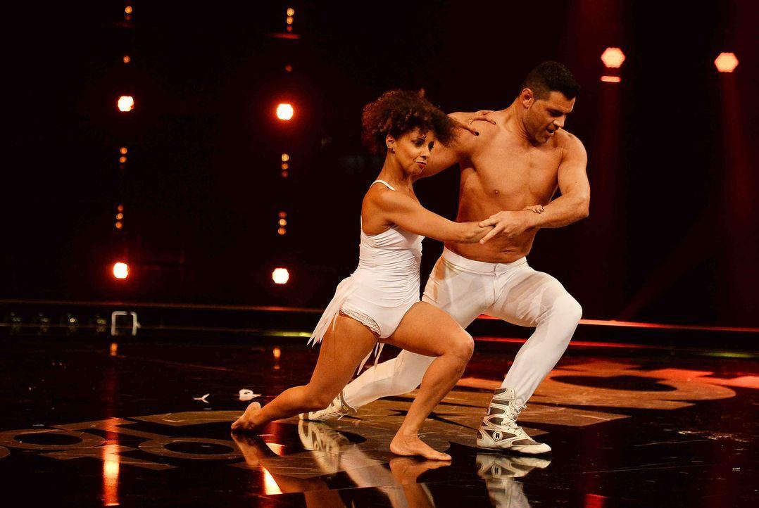 Got-To-Dance-Martin-Marielle-07-SAT1-ProSieben-Willi-Weber - Bildquelle: SAT.1/ProSieben/Willi Weber
