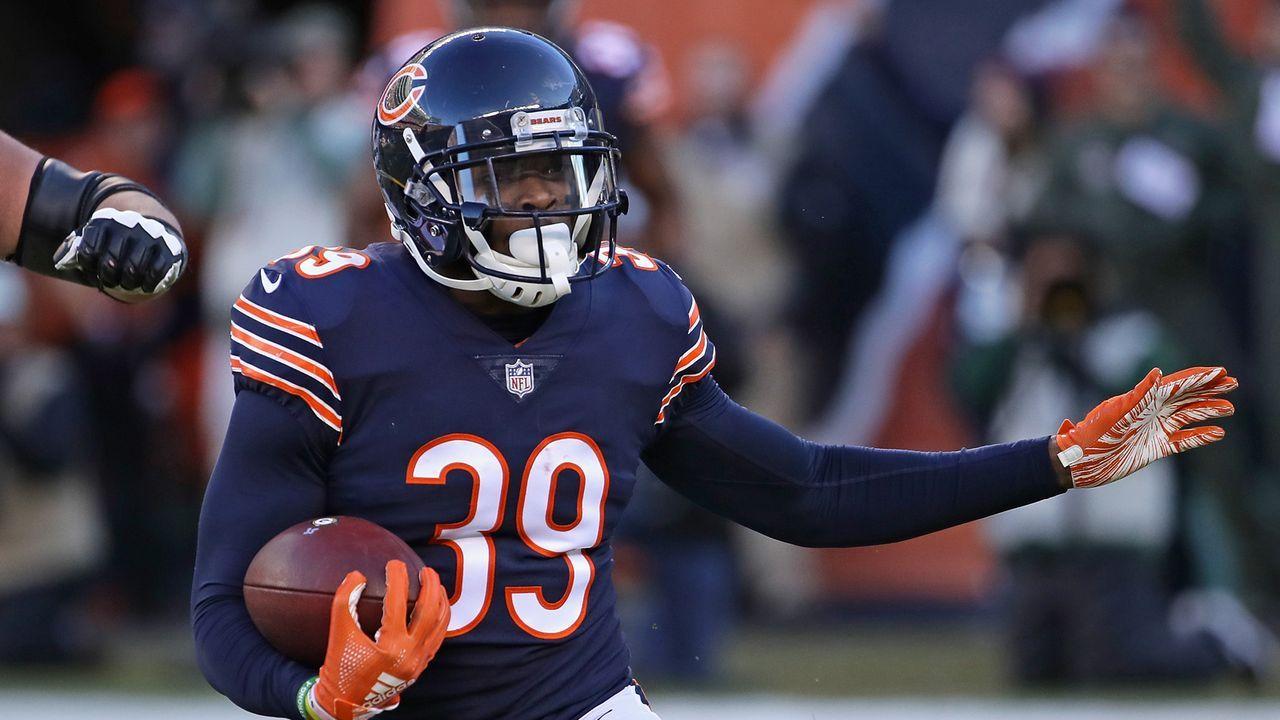Eddie Jackson (Chicago Bears) - Bildquelle: Getty Images
