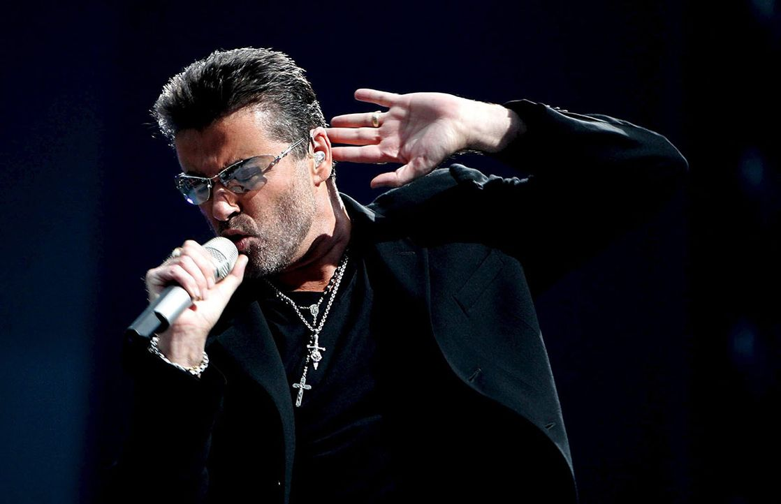 george-michael-dpa - Bildquelle: dpa - Picture Alliance