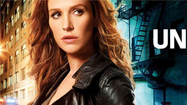 (1. Staffel) - Unforgettable - Artwork © 2011 CBS Broadcasting Inc. All Right...