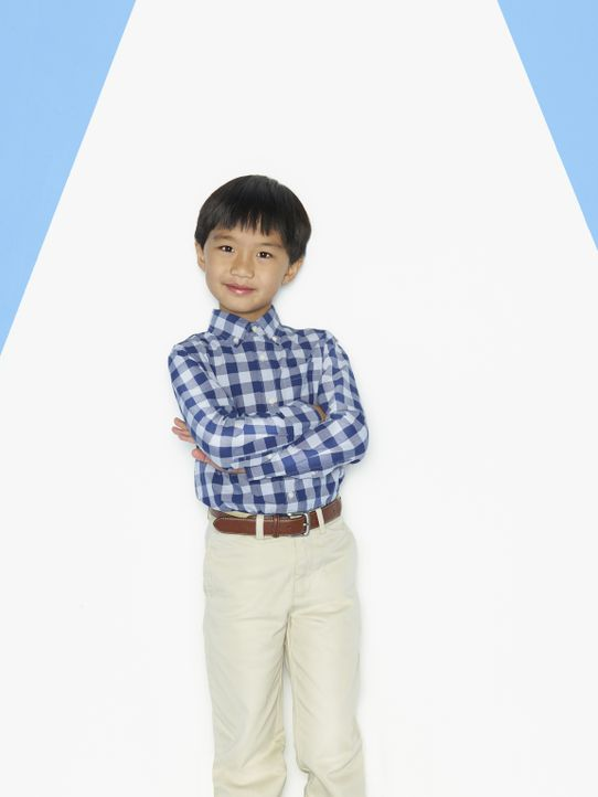(2. Staffel) - Evan Huang (Ian Chen), der Jüngste im Bunde der Familie, ist ein Muttersöhnchen und traut er sich selten alleine vor die Haustür ... - Bildquelle: 2015-2016 American Broadcasting Companies. All rights reserved.