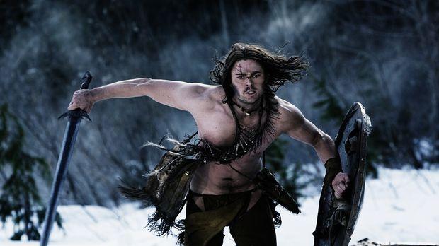 Als Wikinger ihr Dorf angreifen, steht für Geist (Karl Urban) eines fest. Er...