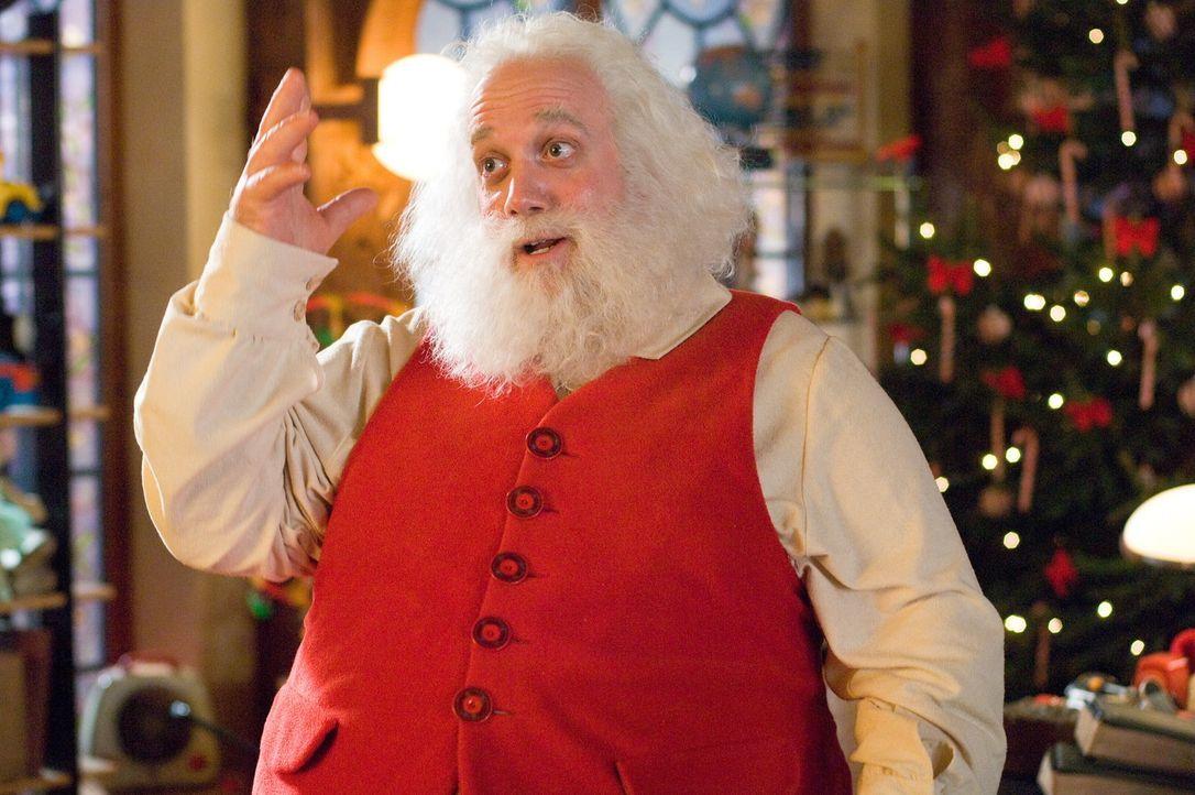 """Hat alle Hände voll zu tun: Nick """"Santa"""" Claus (Paul Giamatti) ... - Bildquelle: Warner Brothers"""