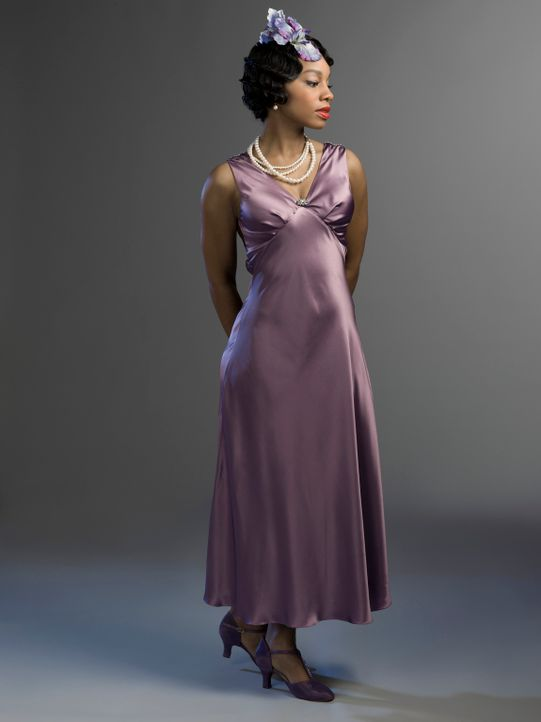 Niemand weiß, dass Sara Tidwells (Anika Noni Rose) Geist seit langer Zeit auf Rachefeldzug unterwegs ist  ... - Bildquelle: 2011 Sony Pictures Television Inc. All Rights Reserved.