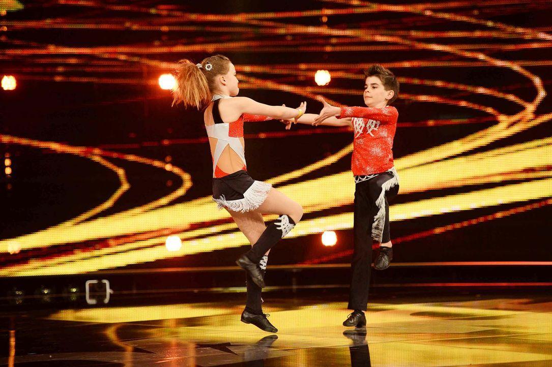 Got-To-Dance-Cecilia-David-03-SAT1-ProSieben-Willi-Weber - Bildquelle: SAT.1/ProSieben/Willi Weber
