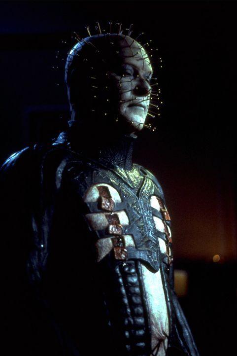Wo Pinhead (Doug Bradley) ist, da ist die Hölle ... - Bildquelle: Miramax Films