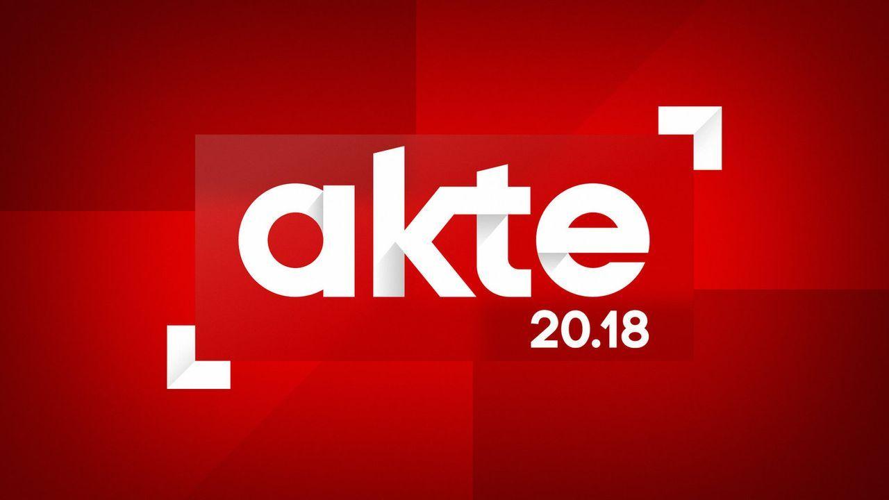 Akte 20.18 - Logo - Bildquelle: SAT.1