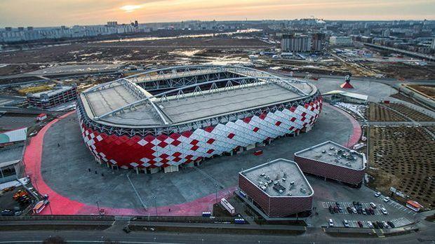 4. Spartak-Stadion (Moskau)