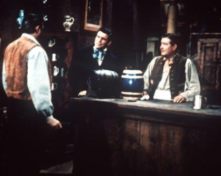 Bonanza - Die gefürchtete Morgan-Bande plant einen Angriff auf Ben Cartwright...