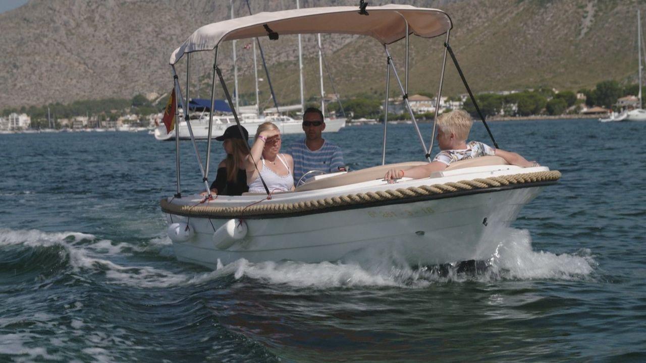 Deutsche machen am liebsten All-inclusive-Urlaub. Und wo? Natürlich auf Mallorca. Doch wie sieht dort ein durchschnittlicher Urlaubstag von Familien... - Bildquelle: kabel eins