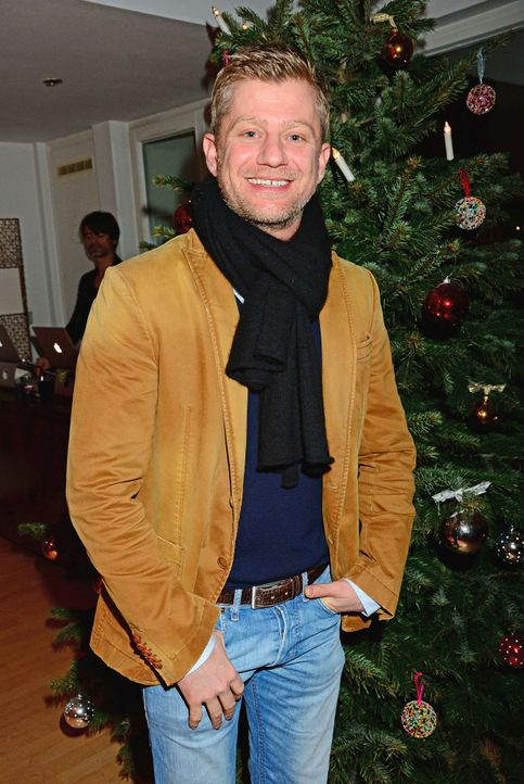 Star-Press-Xmas-Party-Andreas-Guenther-141212-AEDT-WENN-com - Bildquelle: AEDT/WENN.com