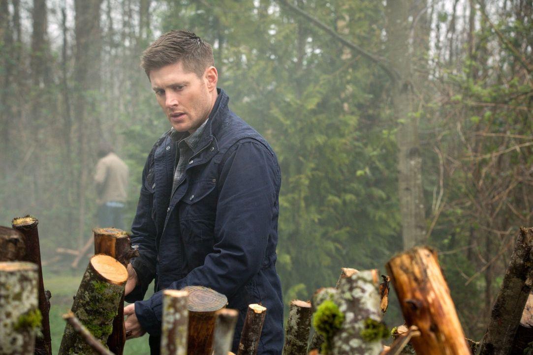 Dean (Jensen Ackles) macht Sam klar, dass er ihm die Schuld an Charlies Tod gibt. Wird das die beiden Brüder entzweien? - Bildquelle: 2016 Warner Brothers