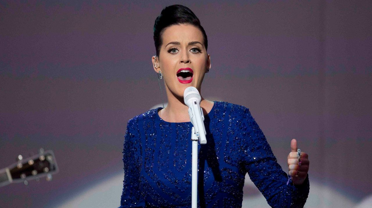 Katy Perry - Bildquelle: dpa