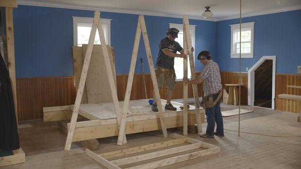 Kevin (l.) und Andrews (r.) neuestes Projekt: Walker soll sein eigenes, ganz...