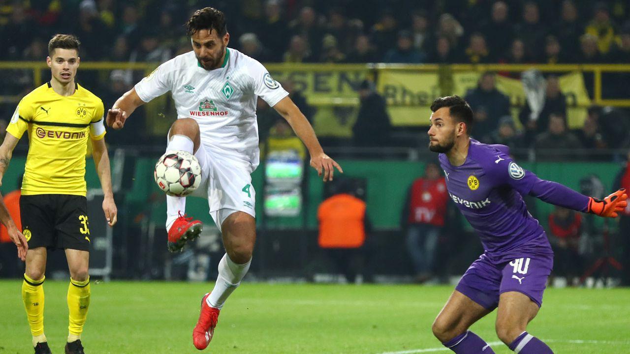 Gewinner: Claudio Pizarro (Werder Bremen)  - Bildquelle: 2019 Getty Images