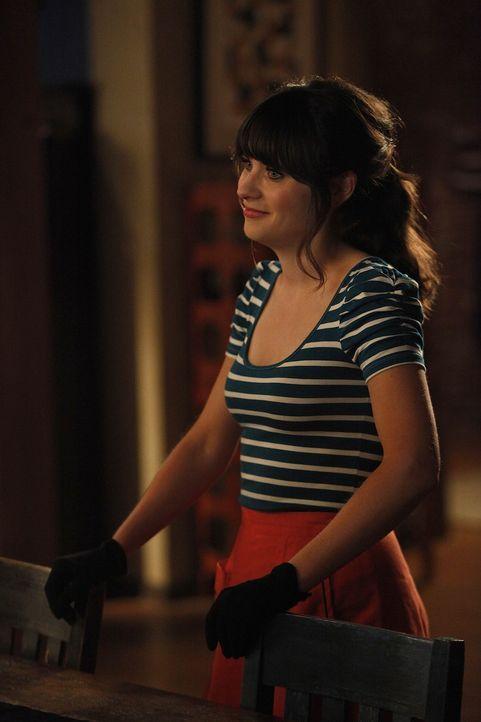 Ist etwas eifersüchtig auf Winstons Erfolg in Handbell: Jess (Zooey Deschanel) ... - Bildquelle: 20th Century Fox