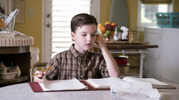 Young Sheldon - Young Sheldon - Staffel 1 Episode 5: Football, Mathe Und Ein Busen