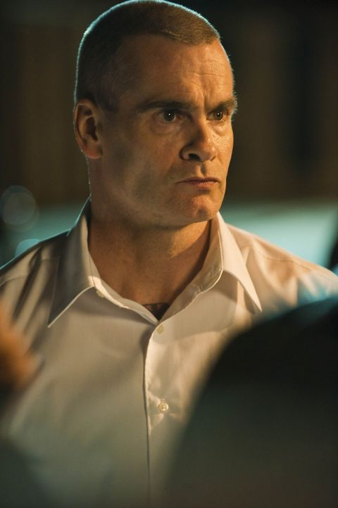 AJ Weston (Henry Rollins) ist die rechte Hand des skrupellosen Geschäftsmannes Ethan Zobelle ... - Bildquelle: 2009 Twentieth Century Fox Film Corporation and Bluebush Productions, LLC. All rights reserved.