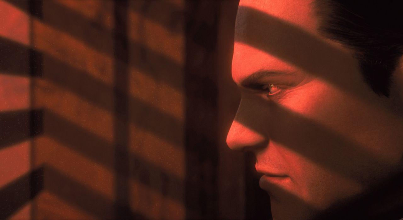 General Hein ist eine futuristische Version des kämpferischen Generals Patton. Er leidet an Selbstüberschätzung und an unerschütterlichem Glauben an... - Bildquelle: 2003 Sony Pictures Television International. All Rights Reserved.