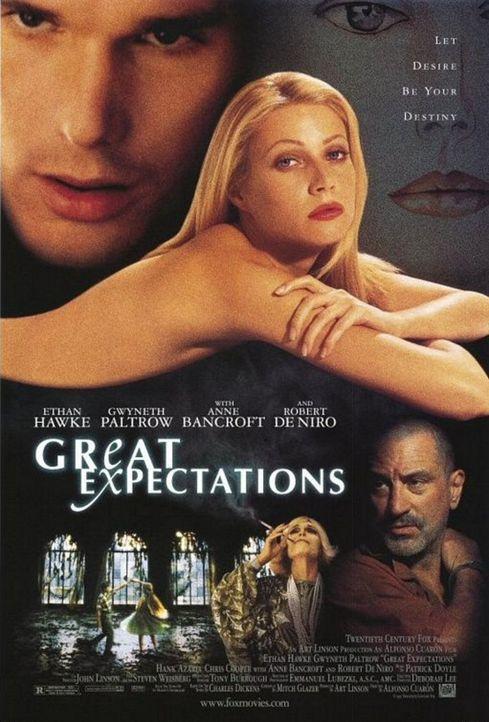 """""""Große Erwartungen"""" - Plakatmotiv - Bildquelle: 20 Century Fox"""
