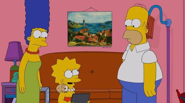Lisa (M.) hat endlich ein Meerschweinchen bekommen. Das Tier weicht nicht meh...