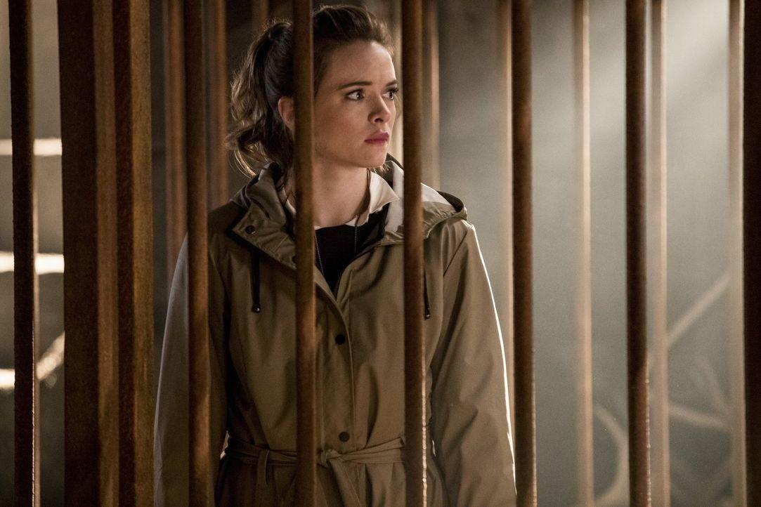 Während Caitlin (Danielle Panabaker) und die anderen hinter die wahren Beweggründe von Harrys Entführung kommen, müssen Wally und Jesse den Stand ih... - Bildquelle: 2016 Warner Bros.
