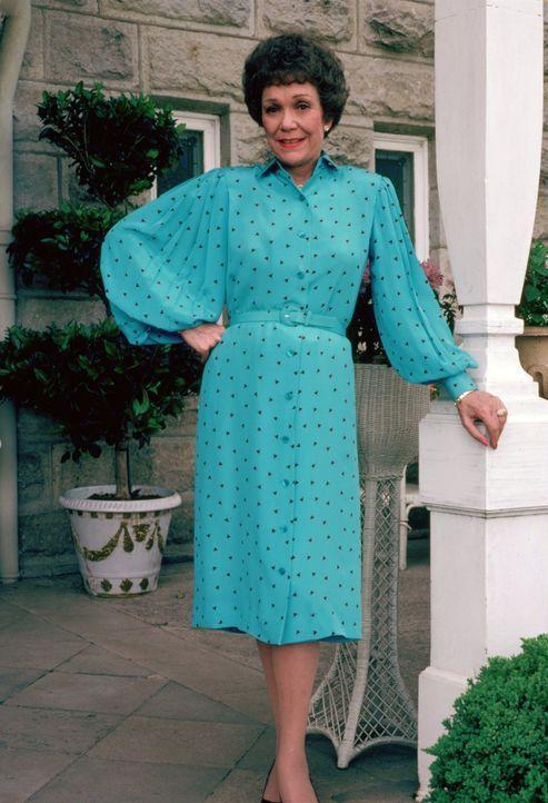 (3. Staffel) - Immer wieder schmiedet Angela (Jane Wyman) Intrigen, auch tödliche und auch gegen ihre eigene Familie ... - Bildquelle: 1984   Warner Brothers