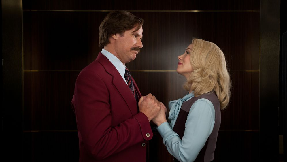 Anchorman - Die Legende kehrt zurück - Bildquelle: Gemma Lamana MMXIII Paramount Pictures Corporation.  All Rights Reserved.