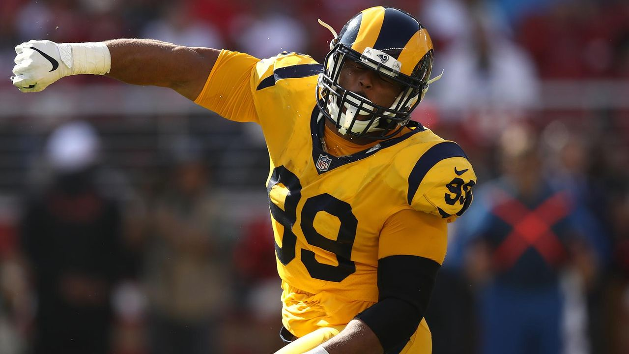 Defensive Tackle: Aaron Donald (Los Angeles Rams) - Bildquelle: Getty