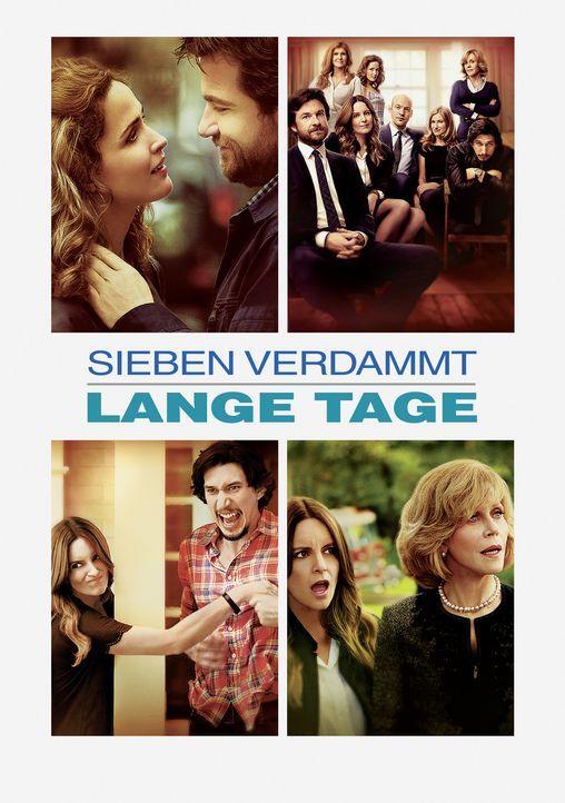 SIEBEN VERDAMMT LANGE TAGE - (Plakatmotiv) - Bildquelle: 2014 Warner Brothers