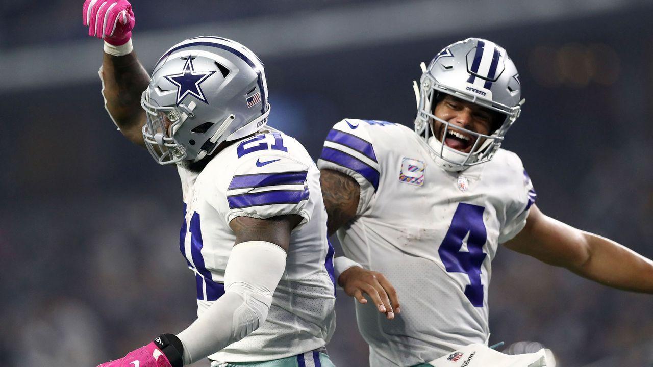 Die Vertragssituation der Stars bei den Dallas Cowboys - Bildquelle: 2018 Getty Images
