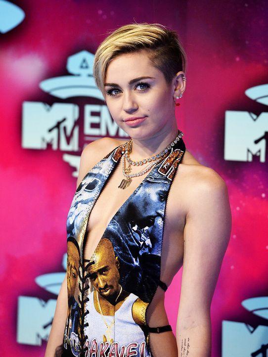 EMA-Miley-Cyrus-02-13-11-10-AFP - Bildquelle: AFP