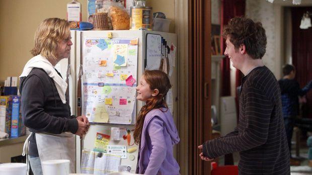 Lip (Jeremy Allen White, r.) und Debbie (Emma Kenney, M.) wissen nicht, was s...