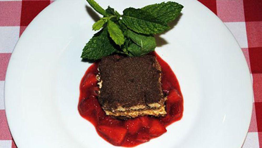 Tiramisu mit Erdbeeren - Bildquelle: kabel eins