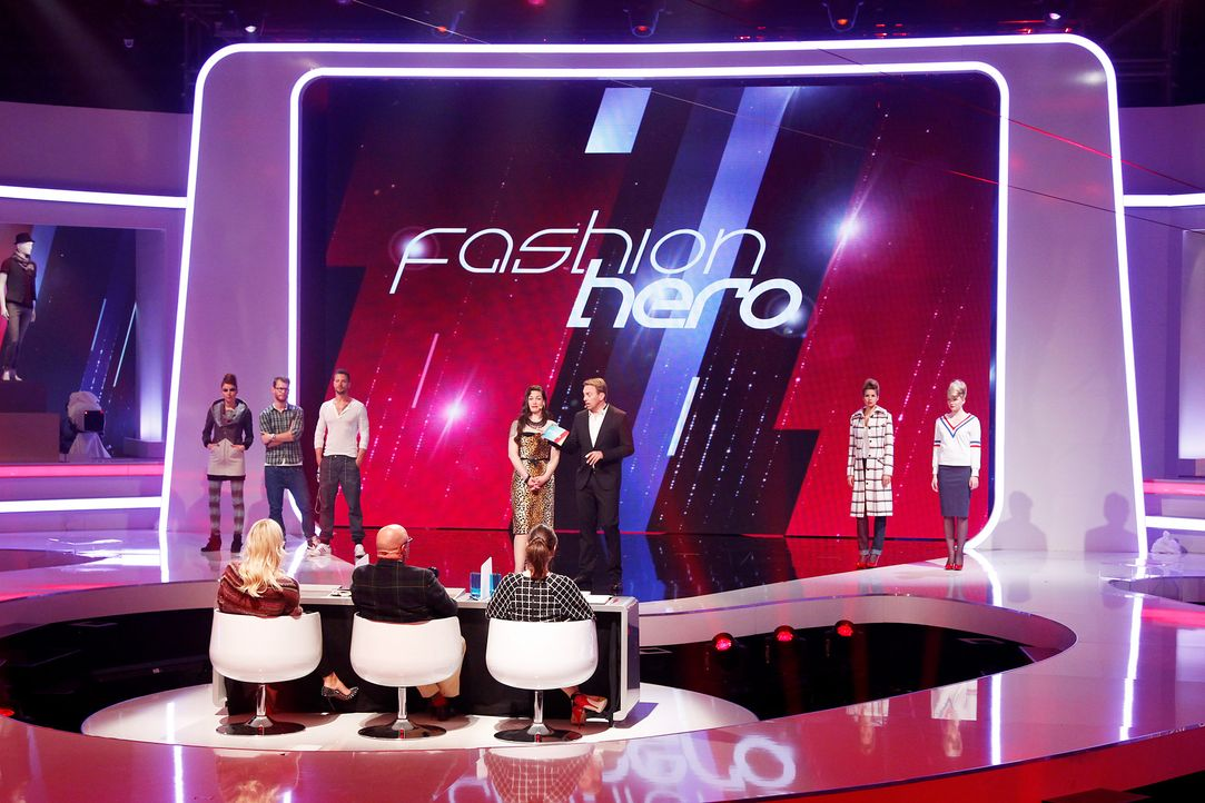 Fashion-Hero-Epi03-Show-055-ProSieben-Richard-Huebner - Bildquelle: Richard Huebner