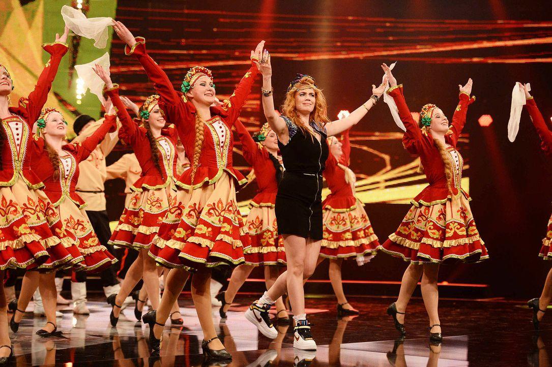 Got-To-Dance-Kosakengruppe-03-SAT1-ProSieben-Willi-Weber - Bildquelle: SAT.1/ProSieben/Willi Weber