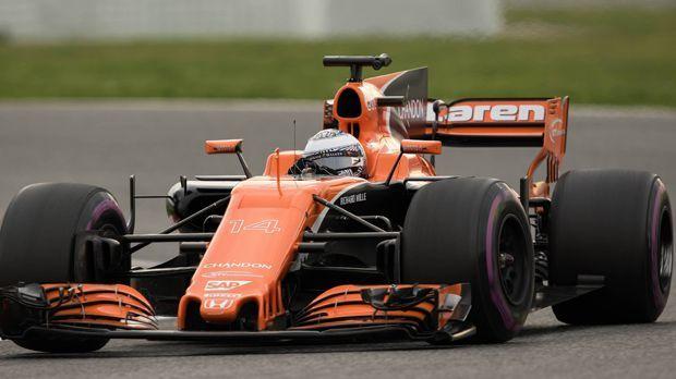 McLaren trennt sich von Honda - Bildquelle: imago/ZUMA Press