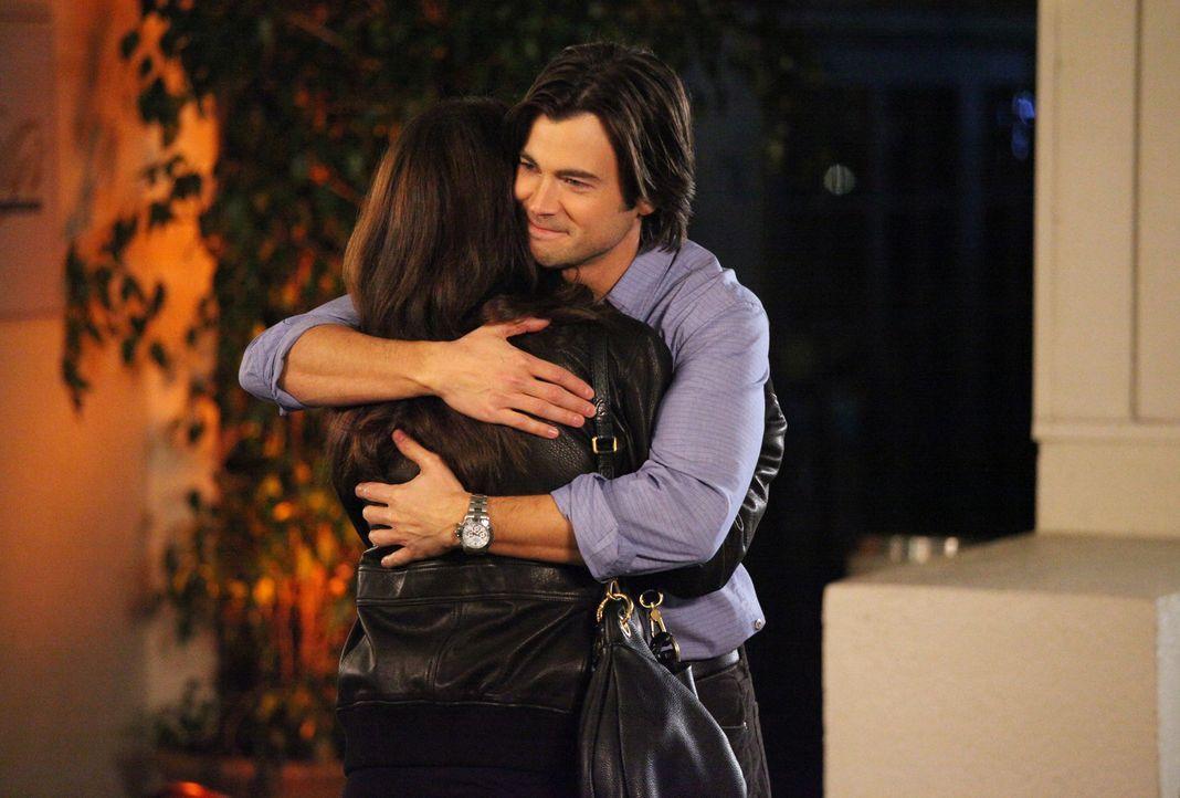 Steht Amelia (Caterina Scorsone, l.) und James (Matt Long, r.) eine gemeinsame Zukunft bevor? - Bildquelle: ABC Studios