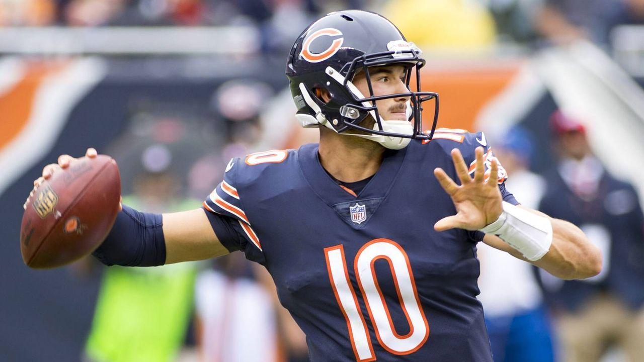 Gewinner: Chicago Bears und Mitch Trubisky - Bildquelle: imago/ZUMA Press