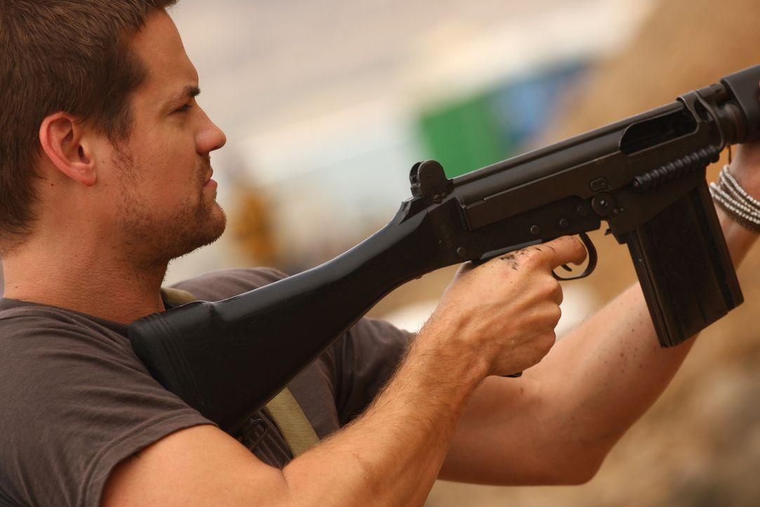 Schon bald muss Jack (Shane West) erkennen, dass an den Schätzen El Dorados sowohl staatliche als auch private Stellen massiv interessiert sind - un...