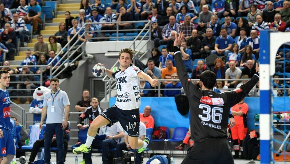 Hampus Wanne avancierte zum Flensburger Matchwinner - Bildquelle: FIROFIROSID