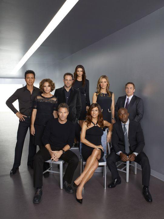 (5. Staffel) - Ein ständiges Auf und Ab beherrscht ihr Leben: (v.l.n.r.) Jack (Benjamin Bratt), Violet (Amy Brenneman), Pete (Tim Daly), Cooper (Pau... - Bildquelle: ABC Studios