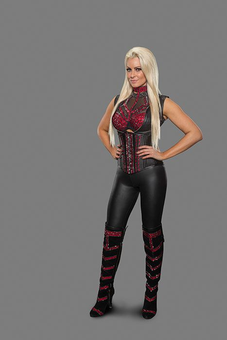 MARyse_12202016hm_0079 - Bildquelle: 2016 WWE, Inc. All Rights Reserved.