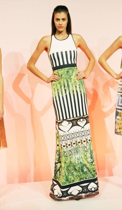 Fashionweek-NY-Alisar-Ailabouni-Clover-Canyon-Presentation-2-13-09-11-AFP - Bildquelle: AFP