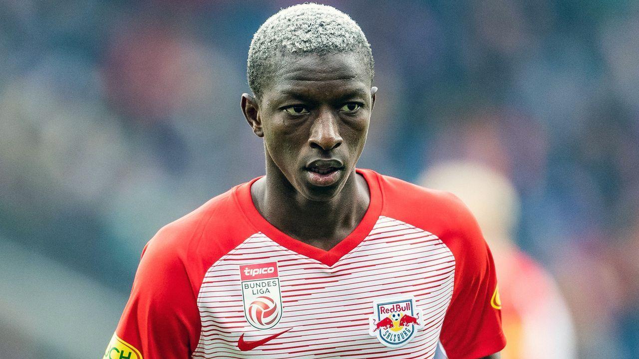 Amadou Haidara (RB Leipzig) - Bildquelle: imago/Eibner Europa