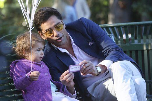 Grandfathered - Eine Babymodel-Agentin lädt die kleine Edie zu einem Casting...