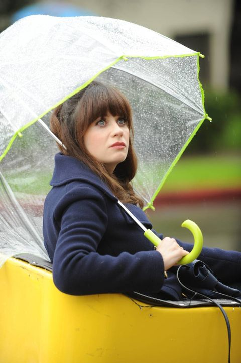 Auf dem Weg zur Hochzeit ihres Vaters durchlebt Jess (Zooey Deschanel) einige Erinnerungen ihrer Kindheit ... - Bildquelle: 2015 Twentieth Century Fox Film Corporation. All rights reserved.