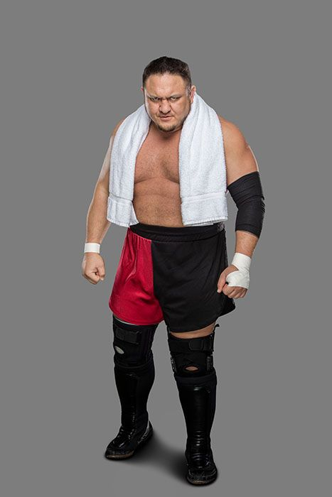 SamoaJoe_04282016ca_1605 - Bildquelle: 2016 WWE, Inc. All Rights Reserved.